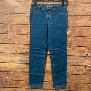 Cat & Jack Girls Straight Leg Jeans Size 14